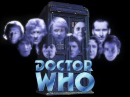 Doctor Who :: Blue by IronOutlaw56