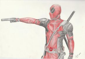 Deadpool by getupp
