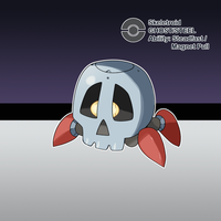 #203 Skeletroid by locomotive111
