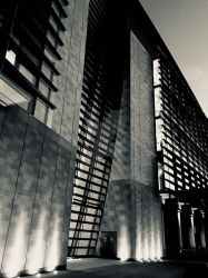 Francis Crick Institute, London by graphic-rusty