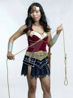Wonder Woman Photoshoot by bunnybearme