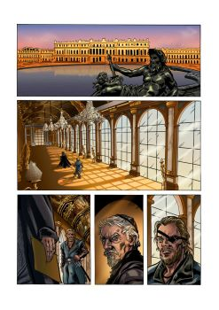 The Musketeers page01 by DarkKnight81
