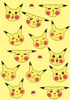 Pika Pika Pickachuuu! by Froodals
