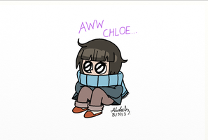 A Cute Chloe..... by Wlood776