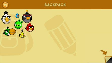 Angry Birds in Scribblenauts by jared33