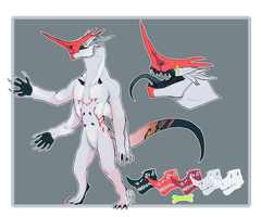 Ivornose auction (CLOSED) by Tokyozilla