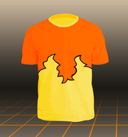 Magmar Shirt by Ommin202