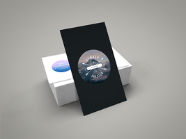Freebie - Business Card Mockup by GraphBerry
