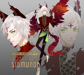 [CLOSED] HK: Sigmundr by animadopts