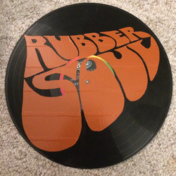 Rubber Soul (duct tape) by TheDucttapeBassist