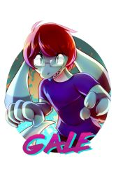Badge for Gale by Poooding