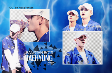 V  Taehyung (BTS) PNG Pack By Maxiprenses #2 by Maxiprenses