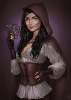 Commission: Mairead by JuneJenssen