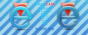 edgeCAM Dock Icons by SovietNinja