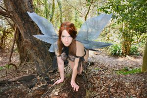 Spring Faerie 2 by Red-Draken