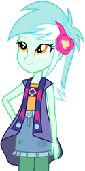 Vector - Everfree Fashionista Lyra Heartstrings by SketchMCreations