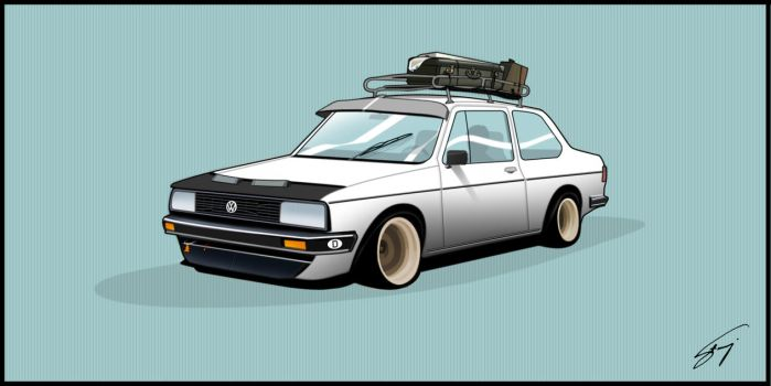 Jetta rat Toon by Dariich
