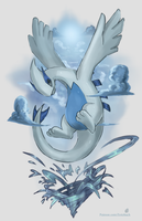 [Pokemon] Lugia