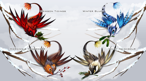 Snoths: Winter Harmony [Set Price] (Closed) by cepphiro