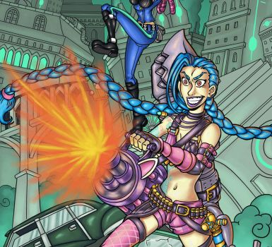 Get(ting) Jinx(ed) PROCESS by Mosquito-86