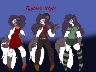 Taylor's Clothes Style by Taylorthedog1