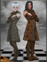 Echo outfit M4-H4, by Prae by FantasiesRealmMarket