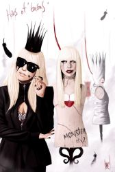 Haus of Gagas by sickbynature