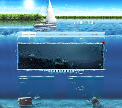 Layout WATER EFFECTS FOR SALE! by damsonweb