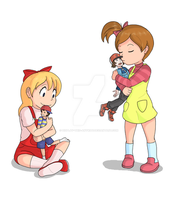 [Commission][Pokemon Series][Earthbound/Mother2] by Display-This-Anyway