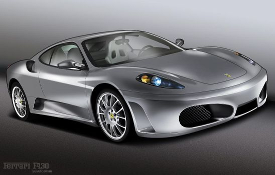 Ferrari F430 by Flame-X