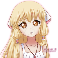 Chii-chan by Prissmbell