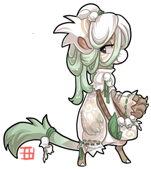 403 - Lily of the Valley by TheKingdomOfGriffia