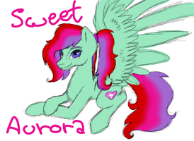 Sweet Aurora by FullmoonDagger