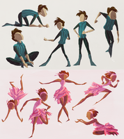 Broken age fanart by Selsea012