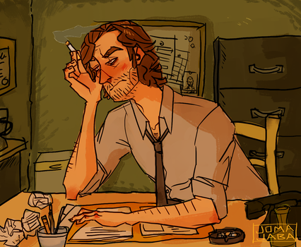 and more bigby by Jomajaba