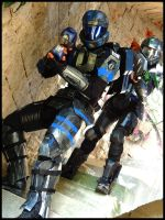 ODST in Action! by FredProps