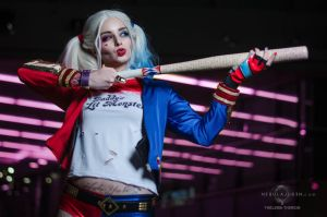 Suicide Squad cosplay by Nebulaluben