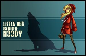 The little red riding hoody by Fred-H