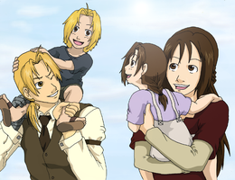 Our Family by Kayla-Chan