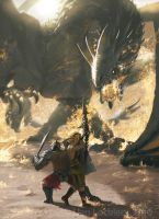 Last Stand by Venishi