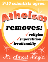 Atheism by DailyAtheist