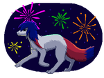 baby you're a firework by minkalainen