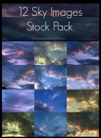 Sky Stock Pack 2 by AndreeaRosse