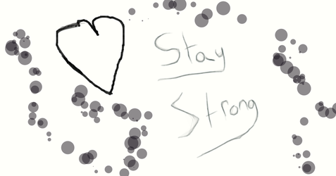 Stay Strong... by ZeLink4ever18
