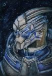 Garrus by Shade-of-Stars