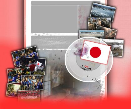 Japan Youtube Background by xChocolatePanic