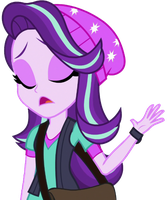 [Vector] Starlight Glimmer (Whatever, bye.) by TheBarSection