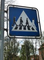 Abbey Road by sykonurse