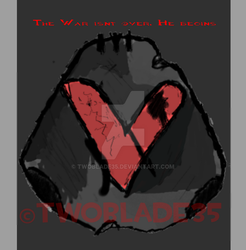 The War isnt over by TwoBlade35