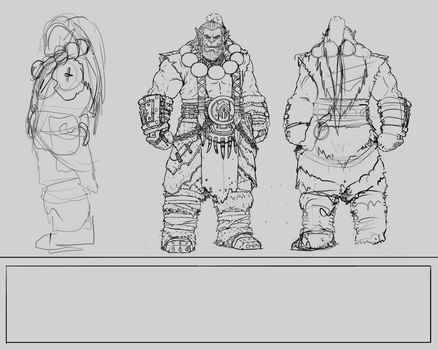 Thrall Character Sheet by varuik